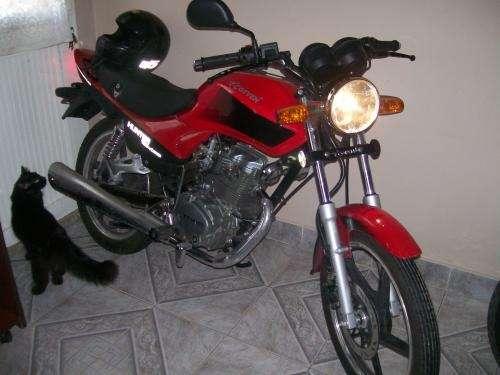 Fotos de Vendo moto corven 150 cc modelo hunter 3