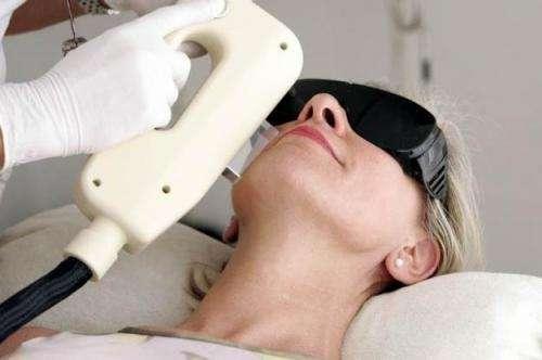 Fotorejuvenecimiento facial por medicos