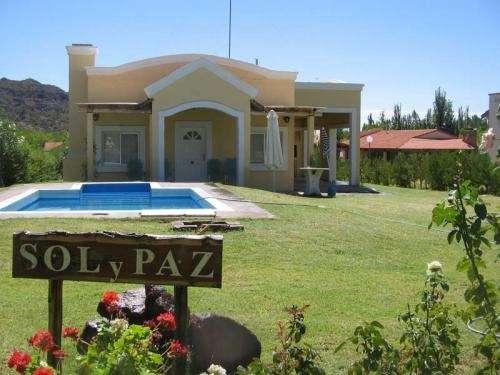 San rafael valle grande, casa en country privado con piscina