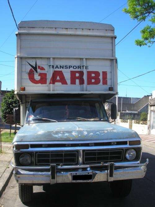 Vendo camioneta ford 250 hecha 350 buen estado
