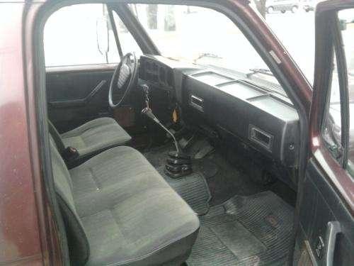 Chevrolet d20 93 con termico y frio
