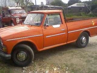 Vendo rastrojero diesel todo original