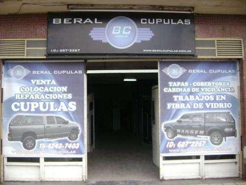 Beral cupulas