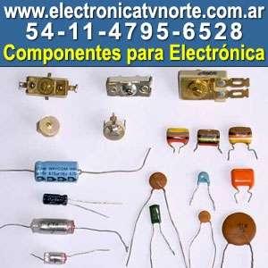 Electronica tv norte componentes electronicos repuestos y accesorios