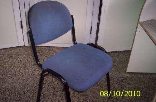 Vendo 5 sillas de cyber muy buen estad