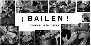 ¡bailen! - grupo de percusión para eventos empresariales y sociales