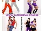 Show de reggaeton, majo y dani, show de pareja de…