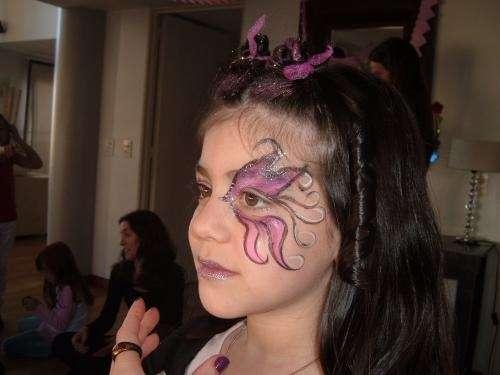 Maquillaje artistico - fiestas infantiles