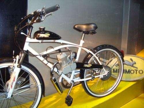 Fotos de Bicimoto - bicicleta a motor 48cc - bici moto 0 km - nuevo modelo!!! 4