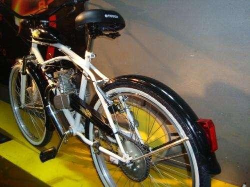 Fotos de Bicimoto - bicicleta a motor 48cc - bici moto 0 km - nuevo modelo!!! 3