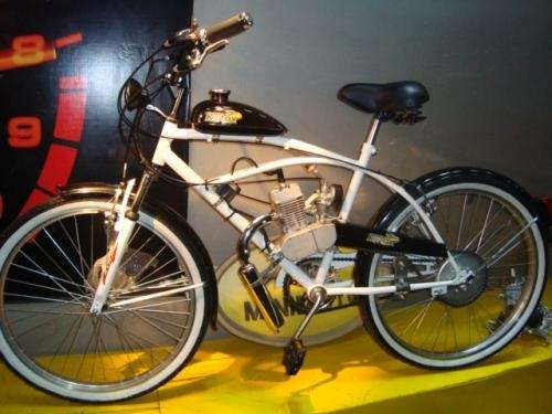 Bicimoto - bicicleta a motor 48cc - bici moto 0 km - nuevo modelo!!!