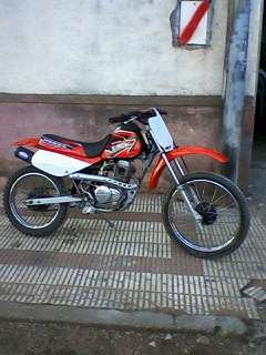 Honda xr 100 impecable!!
