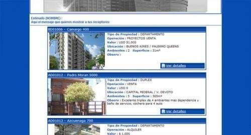 Fotos de Sitio web para inmobiliarias + panel de administración y carga de propiedades! 4