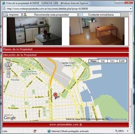Sitio web para inmobiliarias + panel de administración y carga de propiedades!