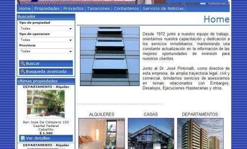 Fotos de Sitio web para inmobiliarias + panel de administración y carga de propiedades! 2