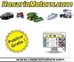 Publica gratis tu vehículo en rosariomotors.com