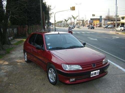 Peugeot 306 coupe