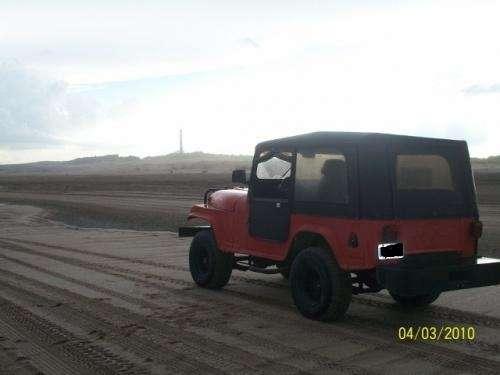 Vendo jeep 4x4