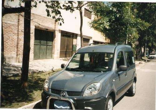 Renault kangoo authentic 2 break 16 valvulas año 2009