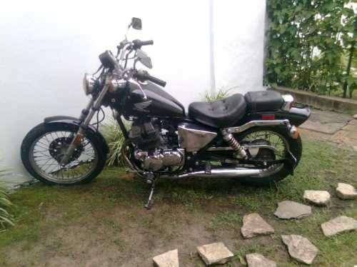 Honda rebel cmx 250cc modelo 1986