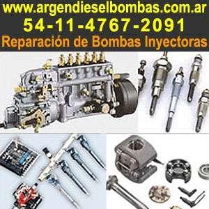 Argen diesel reparacion de bombas de inyeccion diesel