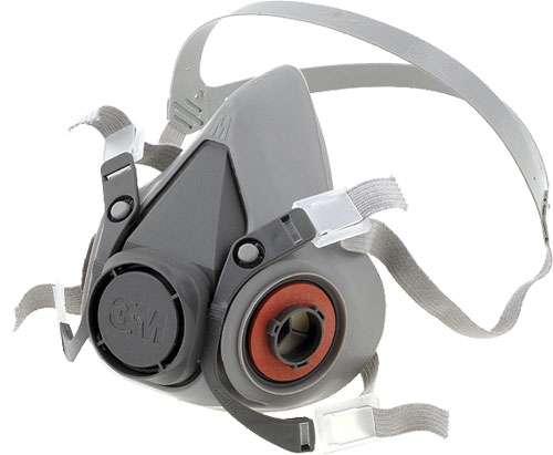 Fotos de Mascaras 3m modelos  completas (carbones cerrados) 1