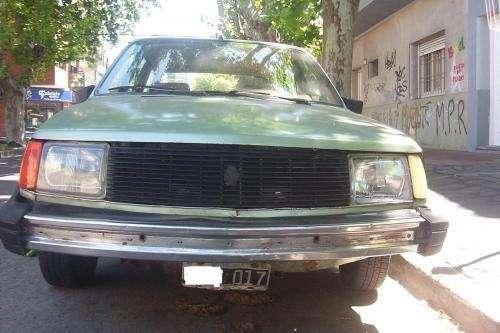 Renault 18 breack 1983 on gnc $8500