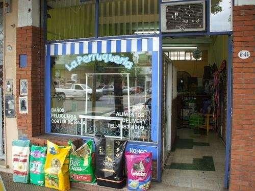 Vendo fondo de comercio pet shop y bañadero canino