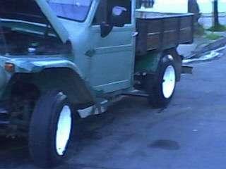 Fotos de Vendo rastrojero diesel, titular, impecable! 3