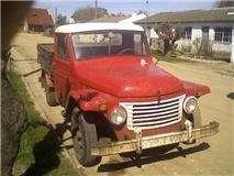 Vendo rastrojero 1966