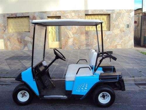 Vendo carro eléctrico golf/seguridad