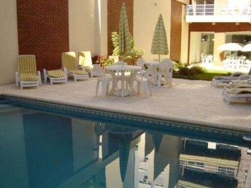 Dueña alquila departamento de dos ambientes con piscina en palermo