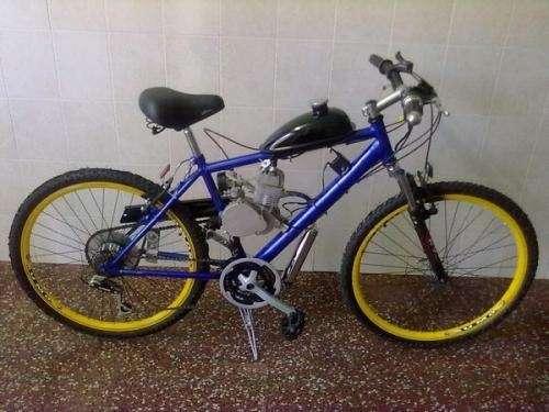 Sport moto: bicimoto mountain bike 48 cc okm unica
