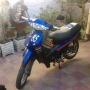 Vendo moto cerro 110 cc, excelente estado