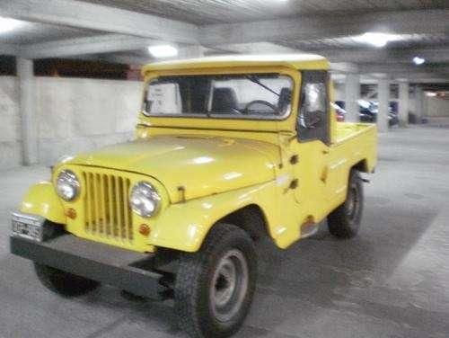 Jeep 62 4x2