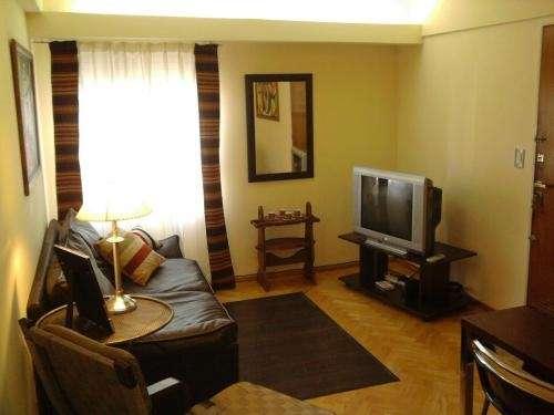Alquiler temporario, departamento 1 dormitorio, rosario centro