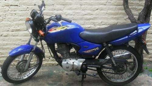 Honda cg titan 125 ks - mod. 2002 - excelente!!!