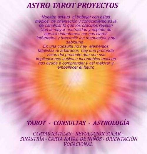 Astro tarot proyectos consultas de tarot y astrología