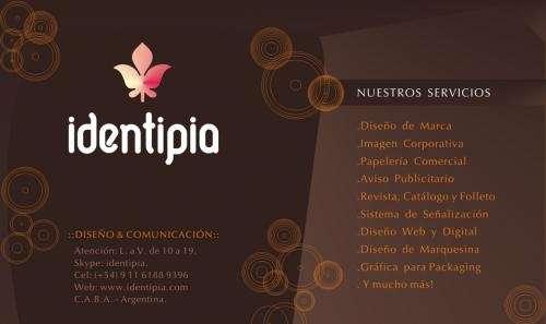 Identipia - diseño y comunicación.