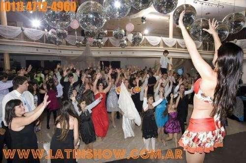 Show de salsa, contratar un show de salsa, www.latinshow.com.ar, majo y dani,4712-4960