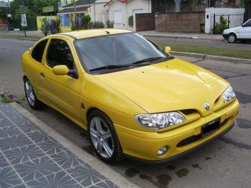 Vendo coupe megane