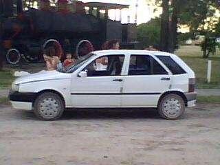 Vendo auto fiat tipo modelo 96 full