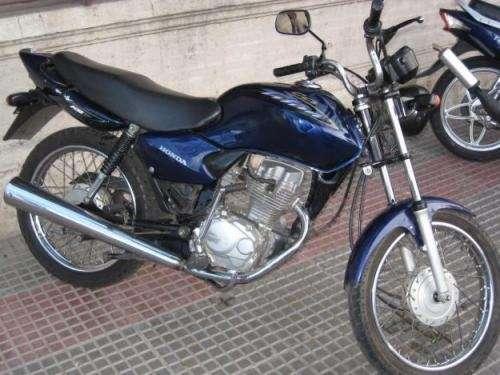 Vendo moto honda cg titan ks