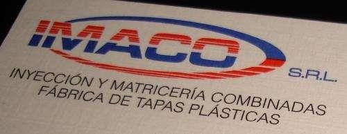 Tapas plasticas para envases
