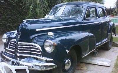 Vendo chevrolet fleetmaster 1947 el mejor