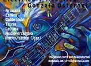 Clases guitarra eléctrica y acústica