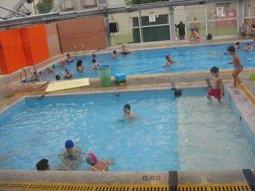 Clases de natación en caballito para bebes, niños y adultos