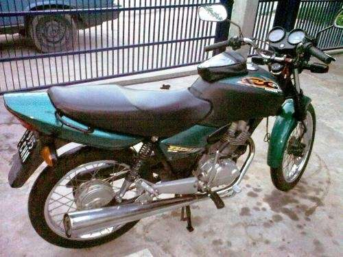 Honda cg. 125 es full modelo 2003
