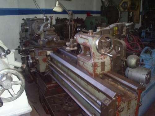 Torno wecheco t-28 de 2200 mm