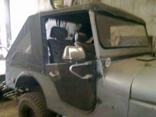 Venta jeep ika 4x4 corto